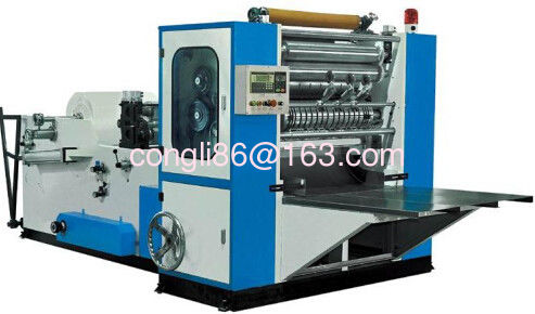 RC-4L Auto-Facial tissue folding machine