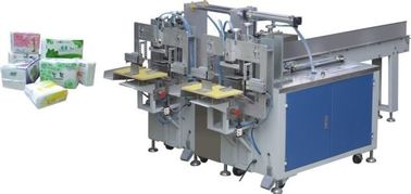 China RC-268A Auto- tissue packing machine (double head) distributor